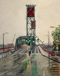 Image of a city bridge, by Shawn Demarest.